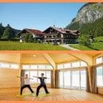 Yoga-Urlaub